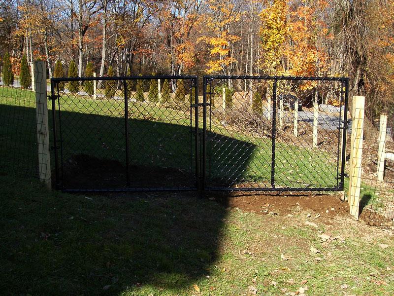 T Amp C Flag Amp Fence
